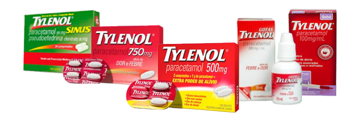 tylenol-tipos